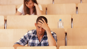 Standardized tests are an important consideration for admissions at many colleges and universities. But one new study shows that high school performance, not standardized test scores, is a better predictor of how students do in college.