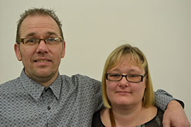 Stephen & Karen Burgin