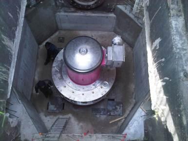 Pose turbines 7