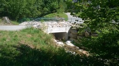 Pont terminé