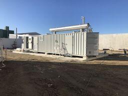 Local électrique installé