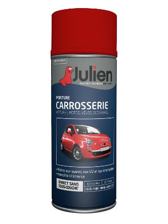 Julien Aerosol Peinture Carrosserie 400 Ml Julien 3256615700171 Large Selection De Peinture Accessoire Au Meilleur Prix