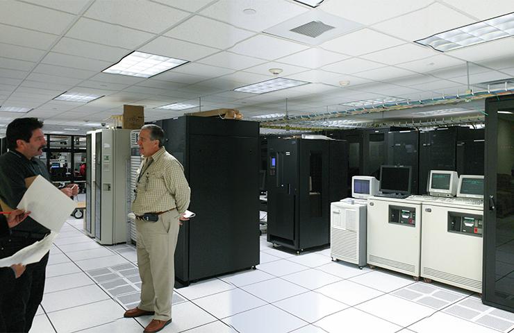 New Data Center, Jacobi Medical Center