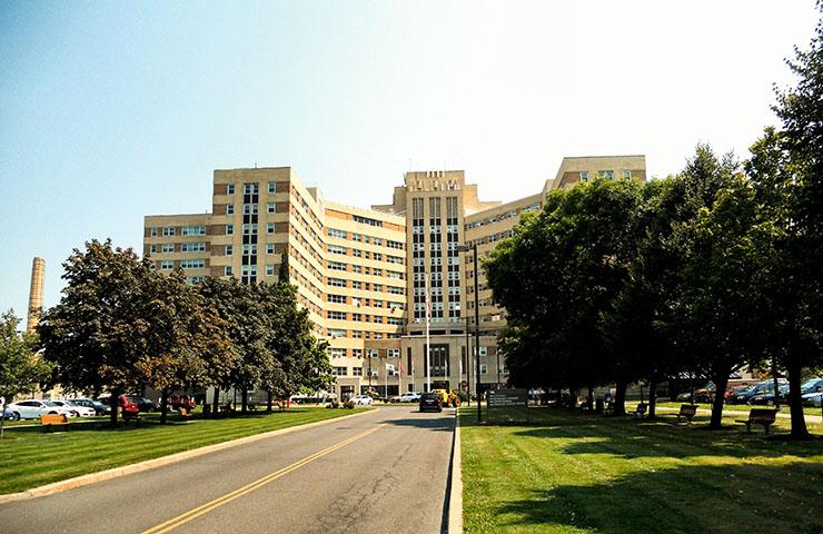 Stratton VA Medical Center