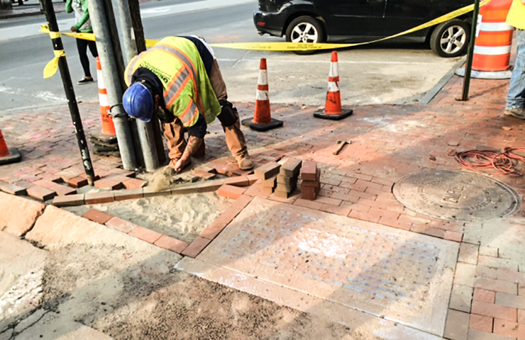 Commercial Street Reconstruction