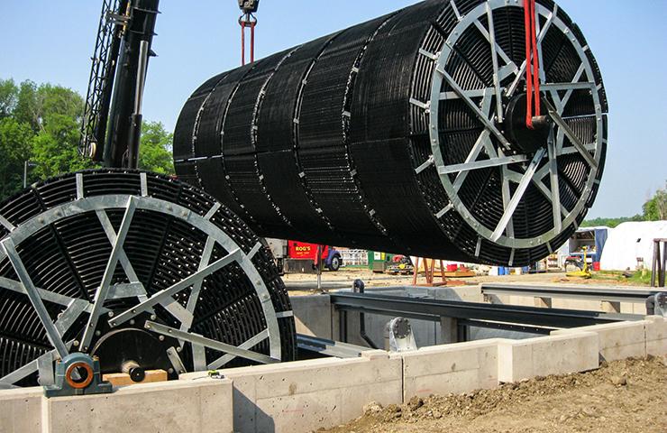 Albion Borough Wastewater Treatment Plant