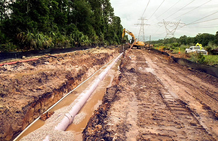 Reclaimed Water Main Project