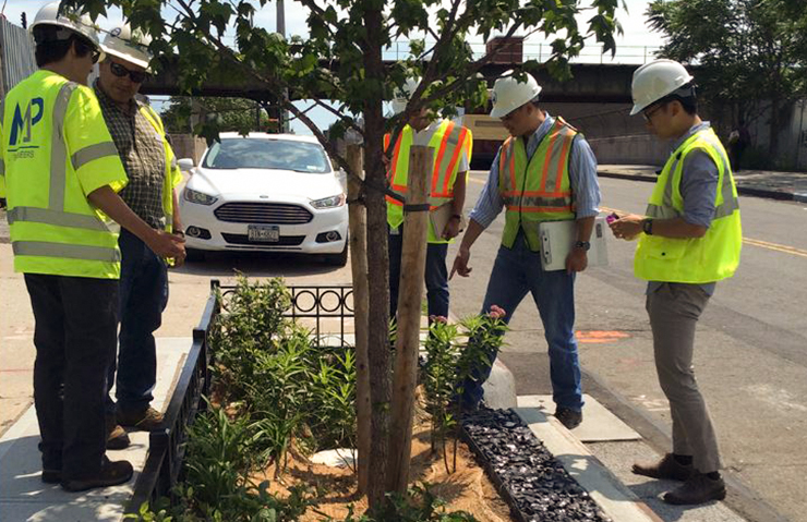 NYCEDC Green Infrastructure Services