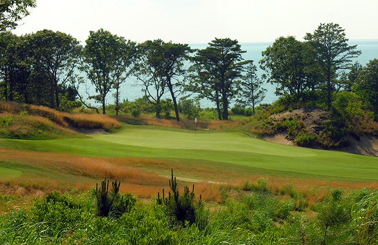 Sebonack Neck Golf Course