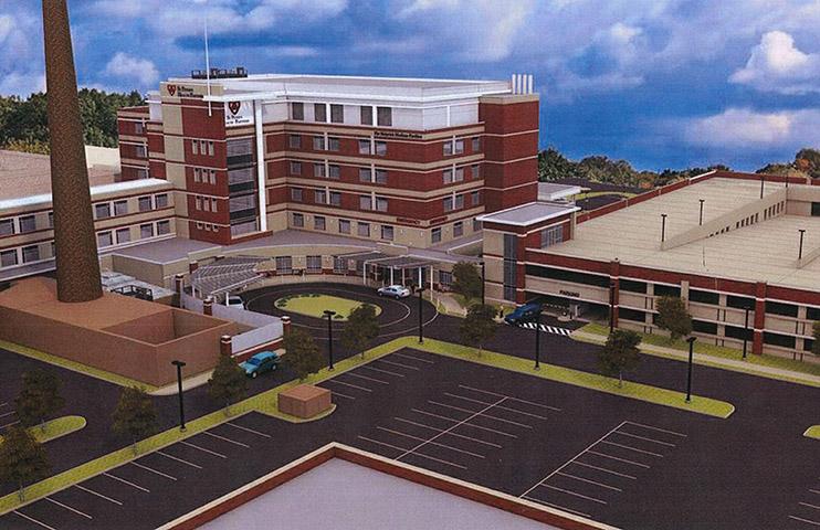 Samaritan Hospital Facilities Master Plan Implementation Project