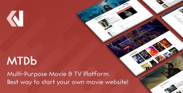 MTDb 3.2.3 – Ultimate Movie & TV Database