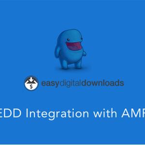 Easy Digital Downloads for AMP 1.3.4