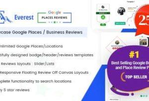 Everest Google Places Reviews 2.0.9