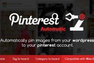 Pinterest Automatic Pin WordPress Plugin 4.14.2