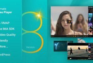 Ultimate Video Player WordPress Plugin 8.3