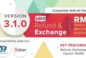 WooCommerce Refund and Exchange RMA 3.1.0