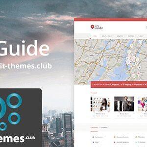 AIT City Guide WordPress Theme 4.1.9