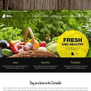 AIT Farmworld WordPress Theme 2.0.6