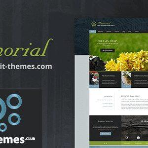 AIT Memorial WordPress Theme 2.0.8