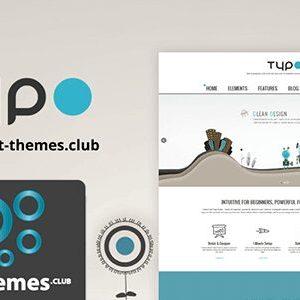 AIT Typo WordPress Theme 2.0.4