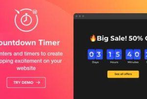 Elfsight Countdown Timer Plugin 1.3.0