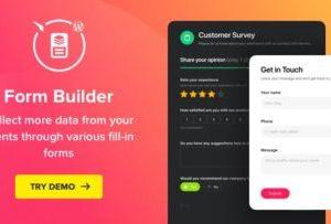 Elfsight Form Builder Plugin 1.5.1