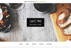StudioPress Cafe Pro WordPress Theme 1.1.0