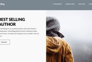 Studiopress Author Pro WordPress Theme 1.2.4