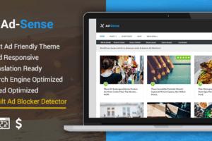 MyThemeShop Ad-Sense WordPress Theme 1.4.1