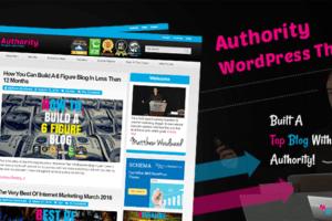 MyThemeShop Authority WordPress Theme 1.2.7