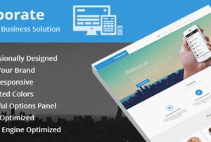 MyThemeShop Corporate WordPress Theme 1.4.0