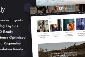 MyThemeShop Daily Theme 1.0.2
