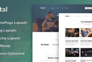 MyThemeShop Digital WordPress Theme 1.0.10