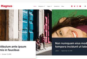 MyThemeShop Magnus WordPress Theme 1.0.18