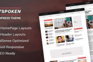 MyThemeShop Outspoken Theme 1.0.4