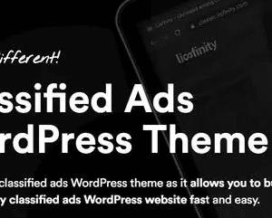 Lisfinity Classified Ads Theme 1.2.2