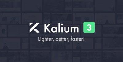 Kalium Theme for Professionals