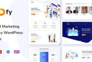 Seofy Digital And Marketing Theme 1.6.0
