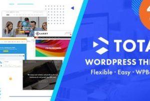 Total Multipurpose WordPress Theme 5.2