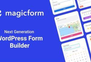 MagicForm 1.5.4 – WordPress Form Builder
