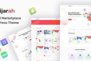 Tijarah Digital Marketplace Theme 1.3.4