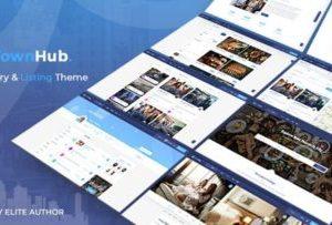 TownHub Directory And Listing Theme 1.6.2