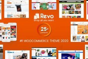 Revo WooCommerce WordPress Theme