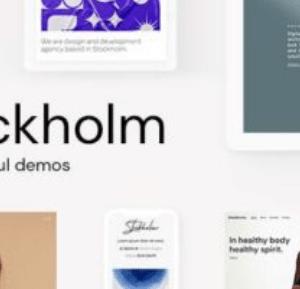 Stockholm MultiConcept Theme 8.9