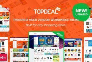 TopDeal Multi Vendor Marketplace 2.2.0