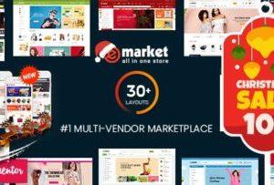 eMarket MultiVendor MarketPlace 4.9.0
