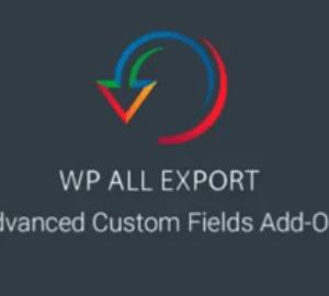WP All Export ACF Addon