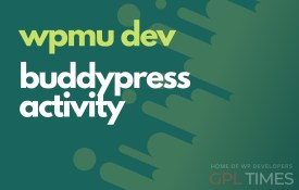 wpmudev buddypress activity