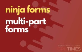 ninjaform multi part forms