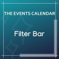 event cal Filter Bar